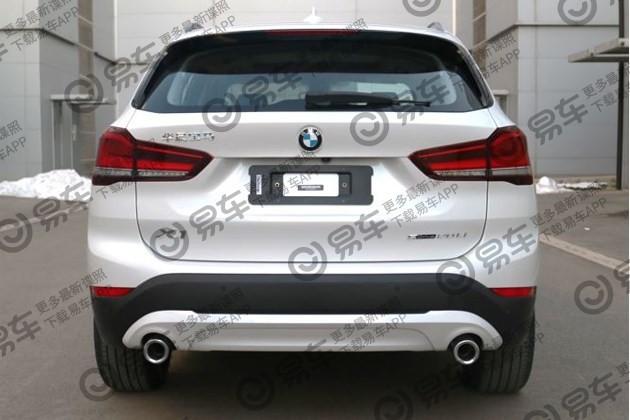 BMW X1 facelift xuất hiện tại Trung Quốc với vóc dáng thể thao hơn - Ảnh 2.