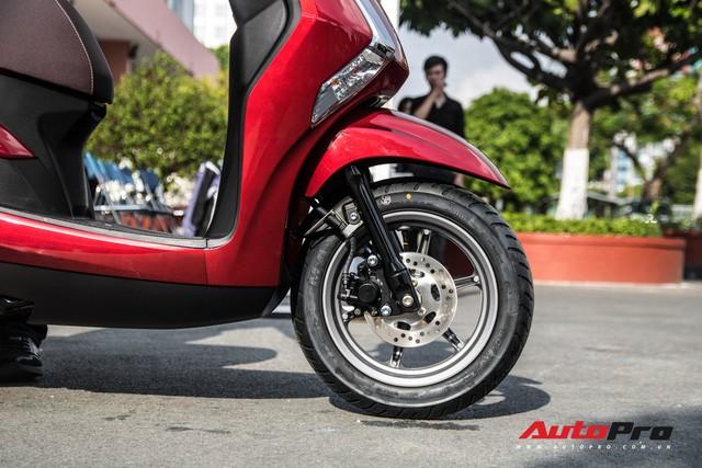 Chi tiết xe tay ga Yamaha Latte vừa ra mắt: Dành cho nữ, nhiều tính năng, cạnh tranh Honda Lead - Ảnh 7.