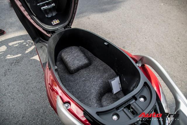 Chi tiết xe tay ga Yamaha Latte vừa ra mắt: Dành cho nữ, nhiều tính năng, cạnh tranh Honda Lead - Ảnh 8.