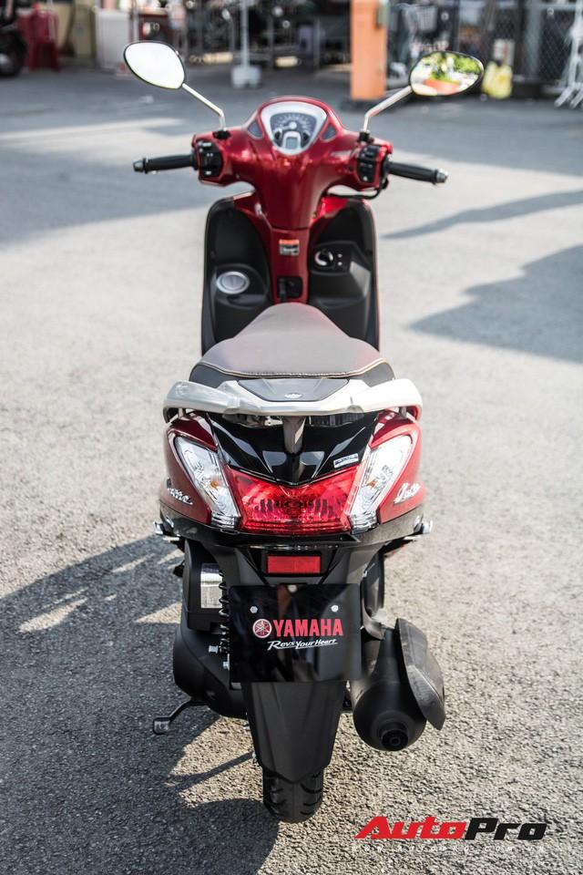 Chi tiết xe tay ga Yamaha Latte vừa ra mắt: Dành cho nữ, nhiều tính năng, cạnh tranh Honda Lead - Ảnh 11.