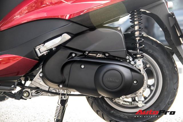 Chi tiết xe tay ga Yamaha Latte vừa ra mắt: Dành cho nữ, nhiều tính năng, cạnh tranh Honda Lead - Ảnh 12.