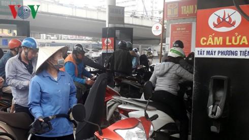 Giá xăng dầu tiếp tục tăng lần thứ 3 liên tiếp? - Ảnh 1.
