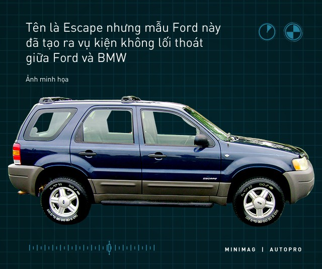 Chỉ một chiếc xe đã khơi mào cuộc chiến dai dẳng giữa Ford và BMW như thế nào? - Ảnh 2.