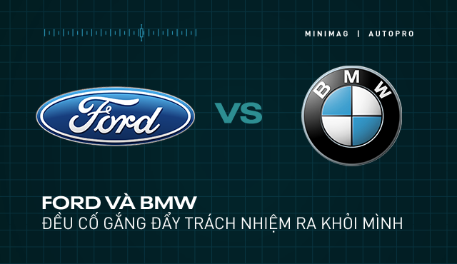 Chỉ một chiếc xe đã khơi mào cuộc chiến dai dẳng giữa Ford và BMW như thế nào? - Ảnh 8.