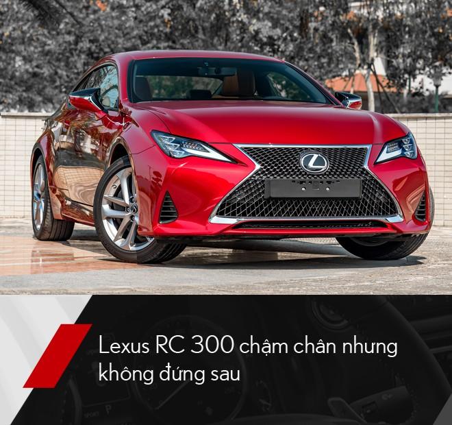 Đánh giá Lexus RC 300: Xe thể thao mang quá nhiều bất ngờ, đốn tim cả nữ giới - Ảnh 5.