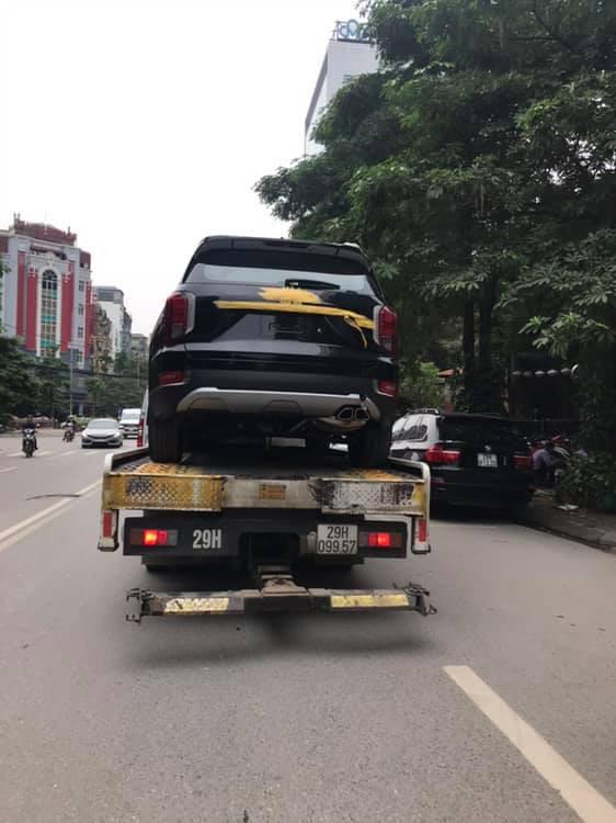 Hyundai Palisade đầu tiên về Việt Nam đấu Ford Explorer - Ảnh 4.