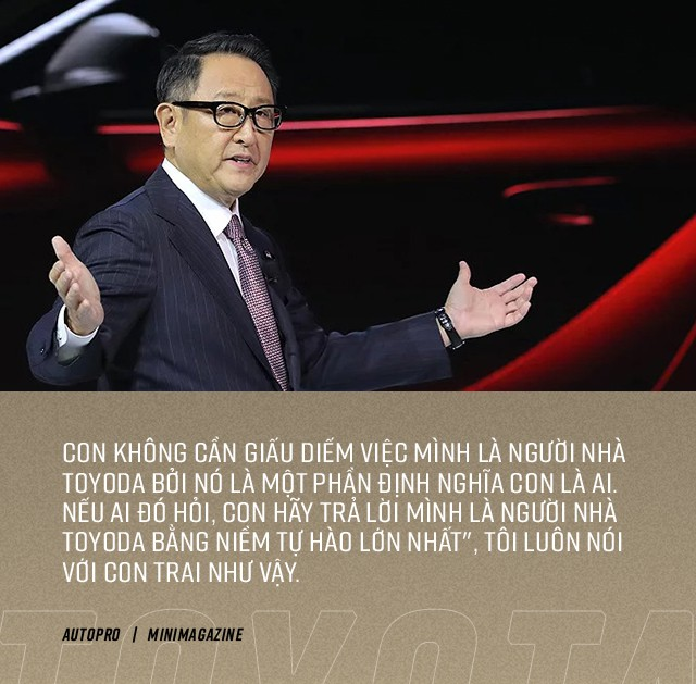 Cha truyền, con nối nhưng đời cháu nhà sáng lập Toyota đã giấu nhẹm thân thế để lột xác hãng xe Nhật như thế nào? - Ảnh 2.