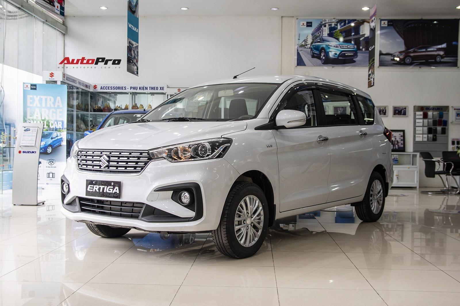 Rẻ hơn 71 triệu đồng, Suzuki Ertiga 2019 có gì để đấu lại