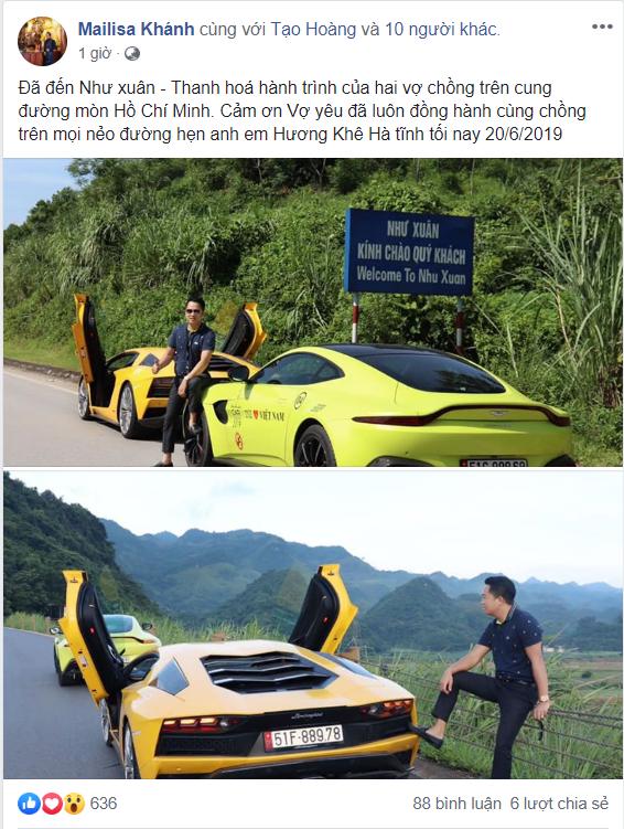 Hậu Car Passion 2019, Hoàng Kim Khánh chạy cung đường mòn Hồ Chí Minh với 2 siêu phẩm độc nhất Việt Nam - Ảnh 1.