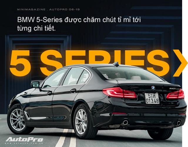 BMW 5-Series - Mẫu xe hoàn hảo dành cho doanh nhân hiện đại - Ảnh 2.