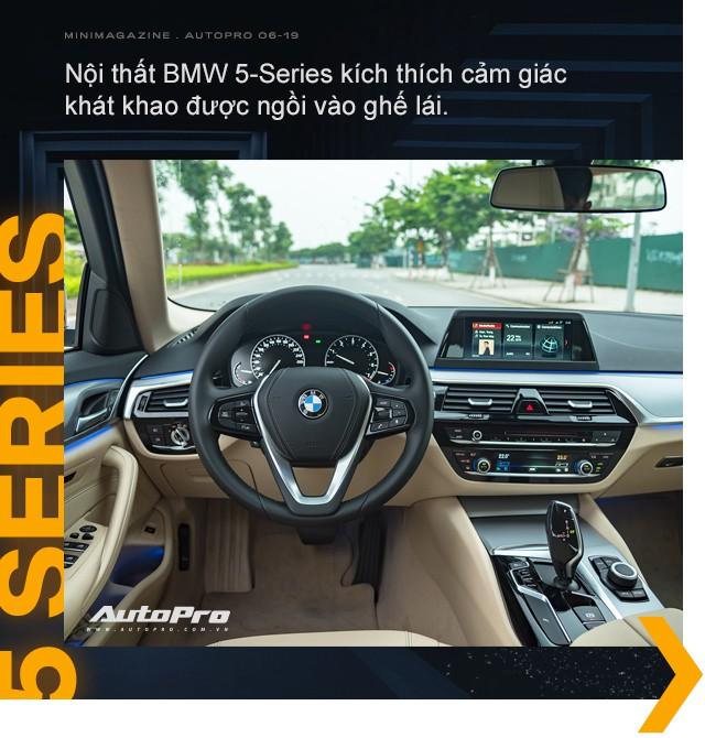 BMW 5-Series - Mẫu xe hoàn hảo dành cho doanh nhân hiện đại - Ảnh 3.