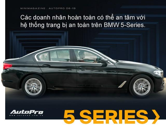 BMW 5-Series - Mẫu xe hoàn hảo dành cho doanh nhân hiện đại - Ảnh 4.