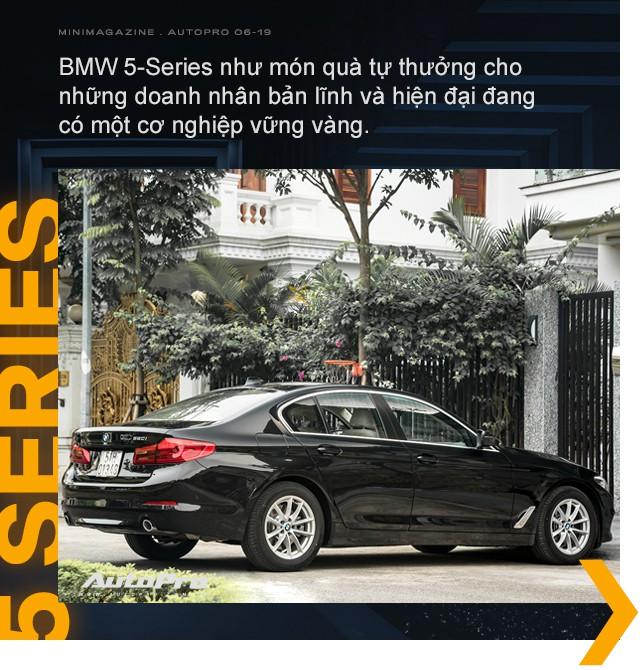 BMW 5-Series - Mẫu xe hoàn hảo dành cho doanh nhân hiện đại - Ảnh 5.