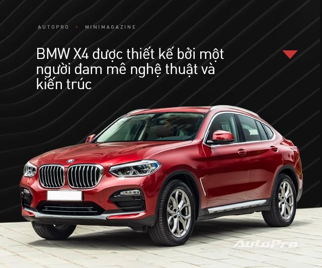 Đánh giá BMW X4: SUV cá tính chiều được số đông - Ảnh 3.