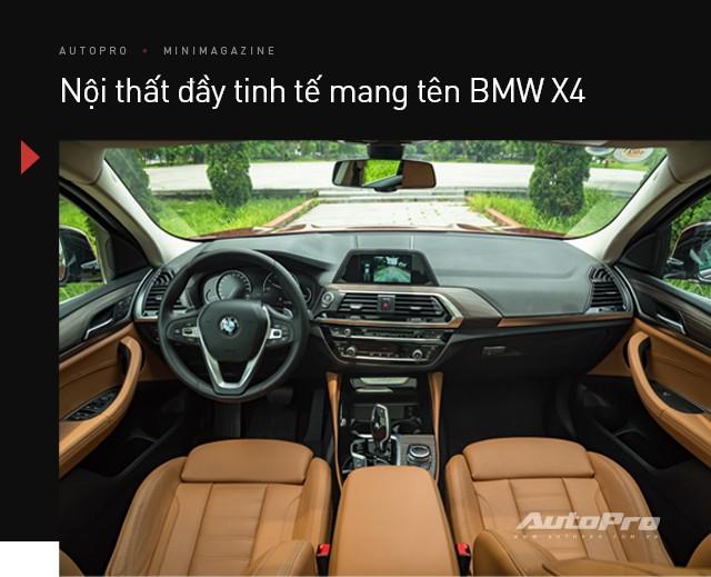 Đánh giá BMW X4: SUV cá tính chiều được số đông - Ảnh 6.