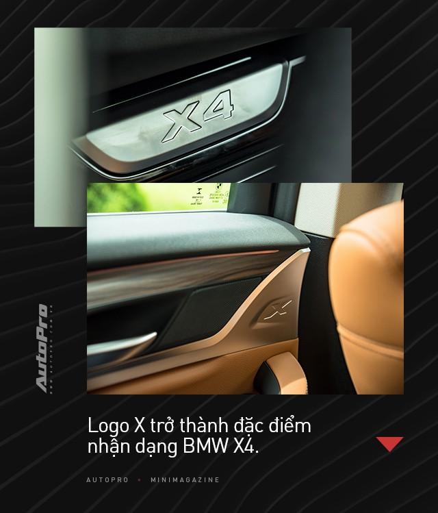 Đánh giá BMW X4: SUV cá tính chiều được số đông - Ảnh 7.