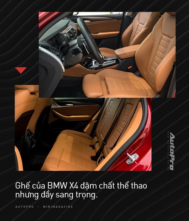 Đánh giá BMW X4: SUV cá tính chiều được số đông - Ảnh 8.