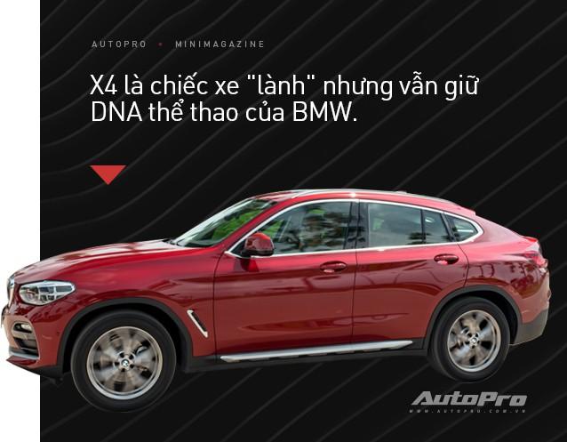 Đánh giá BMW X4: SUV cá tính chiều được số đông - Ảnh 10.