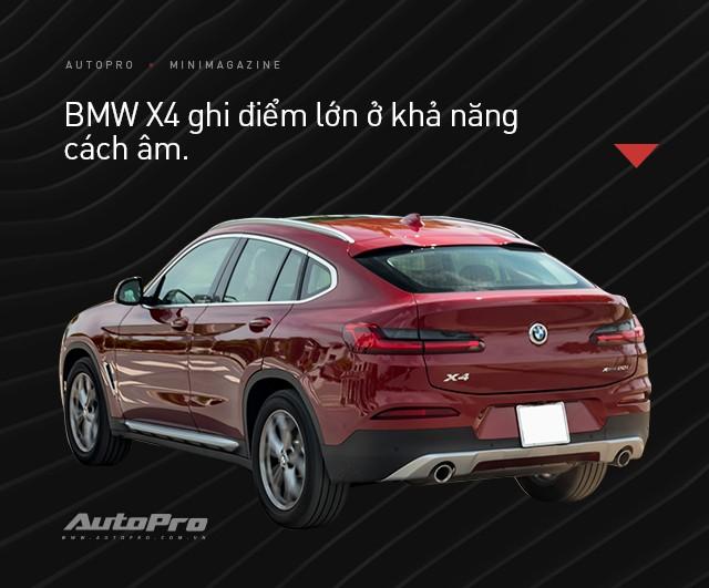 Đánh giá BMW X4: SUV cá tính chiều được số đông - Ảnh 11.