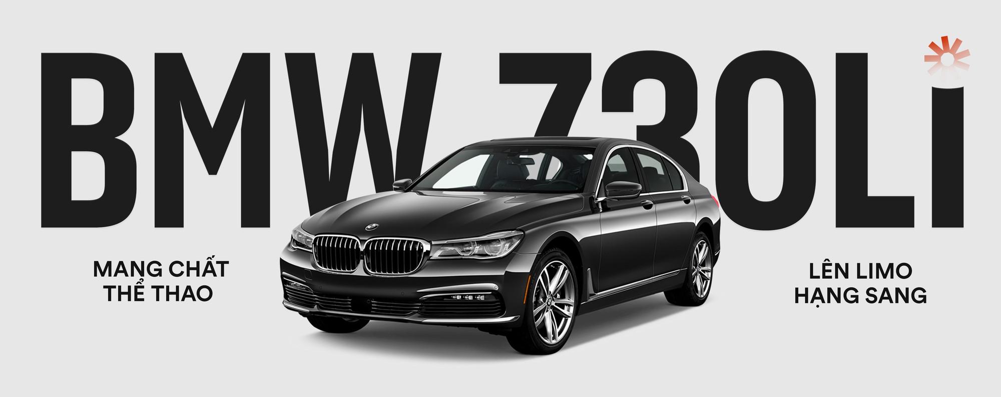 Đánh giá BMW 730Li: Mang chất thể thao lên limo hạng sang - Ảnh 1.