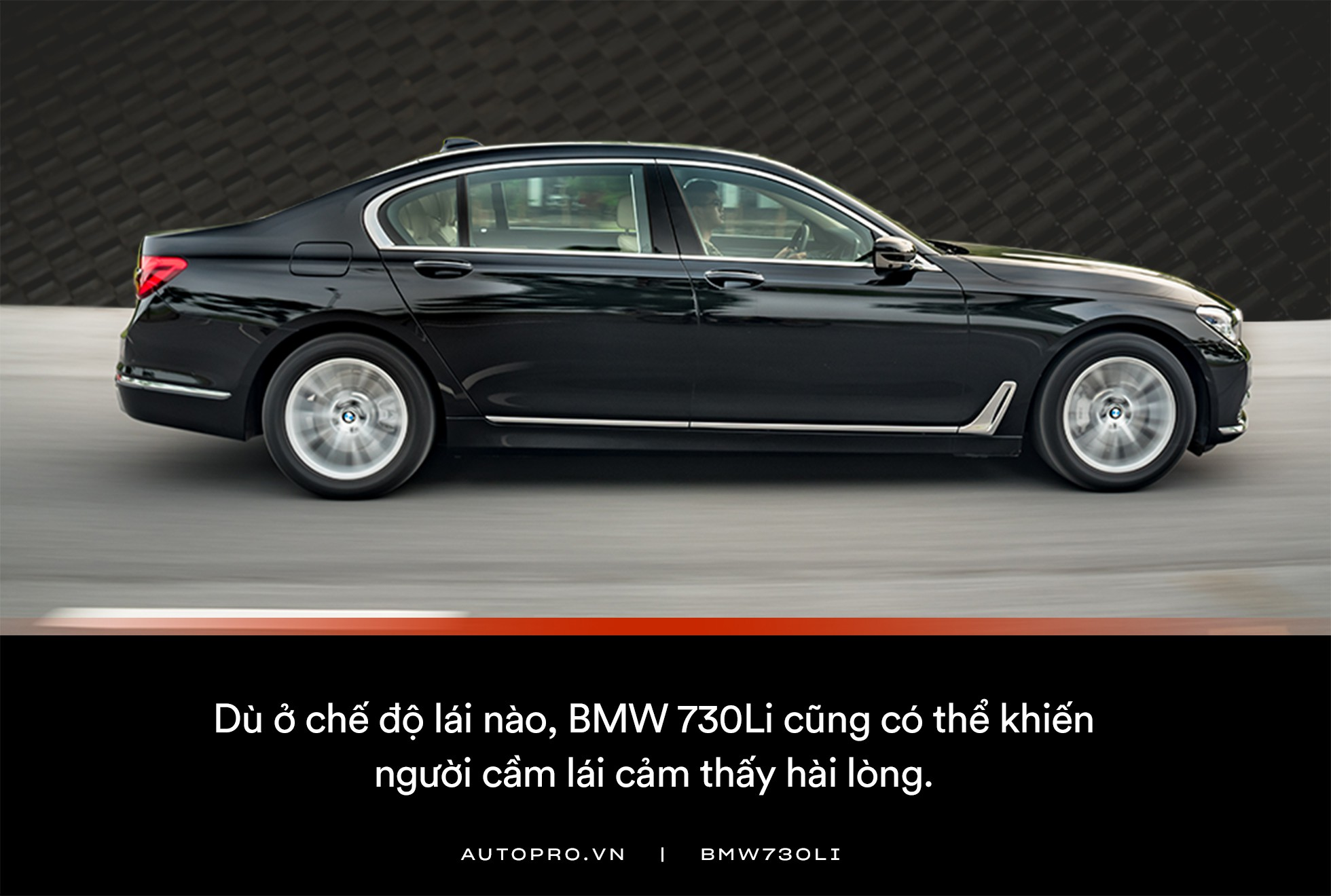 Đánh giá BMW 730Li: Mang chất thể thao lên limo hạng sang - Ảnh 9.