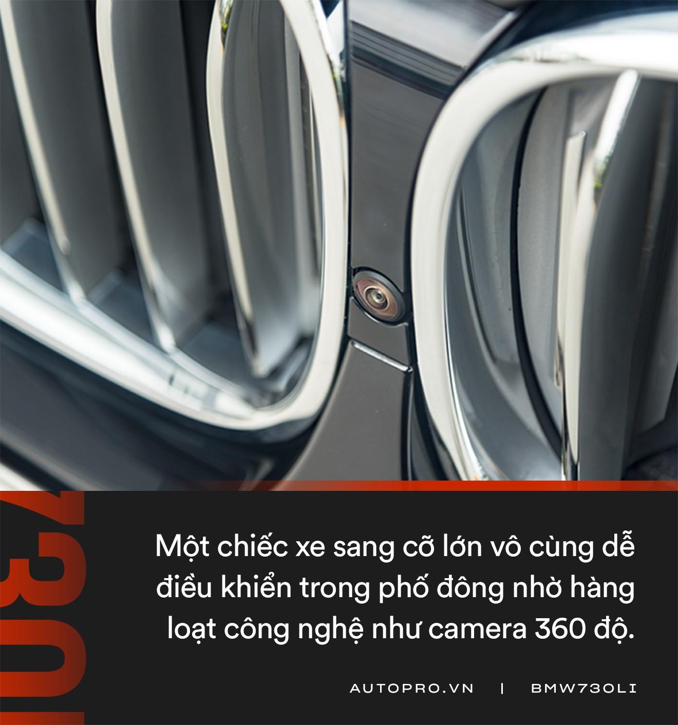 Đánh giá BMW 730Li: Mang chất thể thao lên limo hạng sang - Ảnh 12.