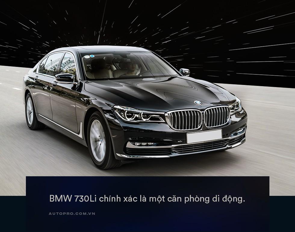 Thử làm ông chủ trên BMW 730Li: Thư giãn thật sự giữa bộn bề cuộc sống - Ảnh 3.