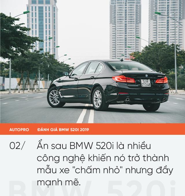 Đánh giá BMW 520i 2019: Mang lại giá trị và niềm tin - Ảnh 3.