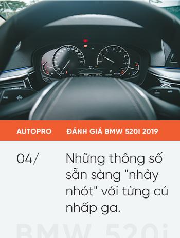 Đánh giá BMW 520i 2019: Mang lại giá trị và niềm tin - Ảnh 5.