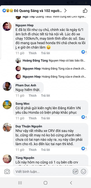 Nhiều chủ xe Việt lo lắng vì Honda CR-V đời mới có thể bị mất phanh khi sử dụng Cruise Control - Ảnh 6.