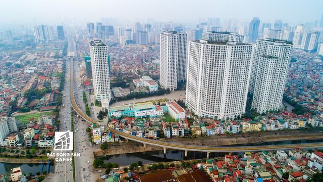 Sau 11 năm xây dựng, hình hài toàn tuyến metro đầu tiên của Việt Nam tại Hà Nội hiện nay như thế nào? - Ảnh 10.