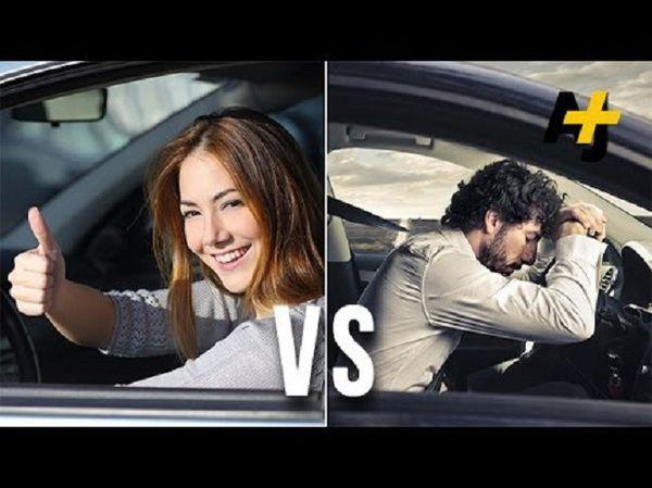 Đàn ông hay phụ nữ lái xe tốt hơn? - Ảnh 2.