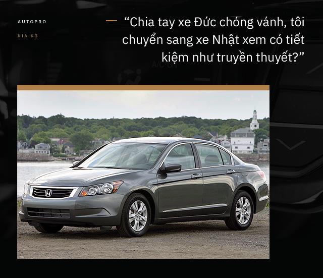 Nữ doanh nhân tuổi tứ tuần: 'Sau BMW 7-Series, chỉ có Kia K3 mới làm tôi hài lòng' - Ảnh 8.