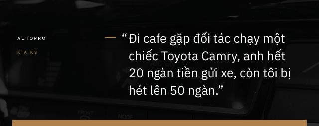 Nữ doanh nhân tuổi tứ tuần: 'Sau BMW 7-Series, chỉ có Kia K3 mới làm tôi hài lòng' - Ảnh 6.