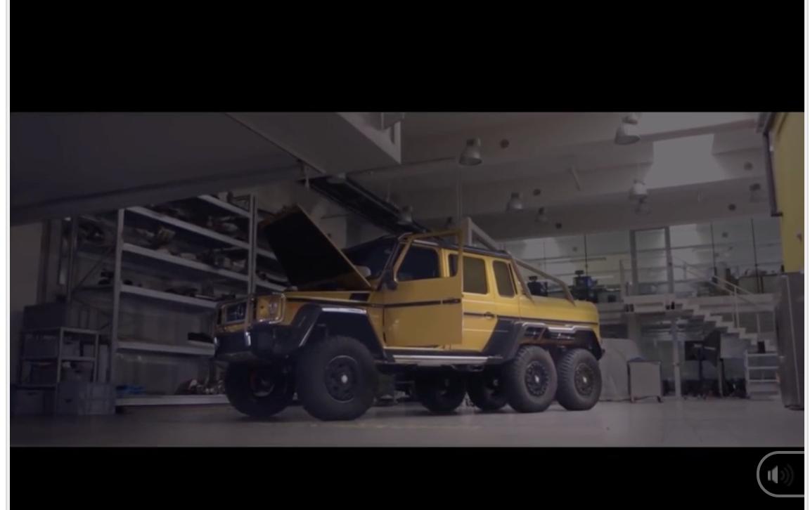 Choáng ngợp với Mercedes-AMG G63 6x6 sử dụng hệ thống ống xả Akrapovič