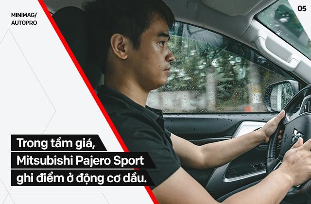 Người dùng đánh giá Mitsubishi Pajero Sport máy dầu: Chỉ cần mạnh, mượt và rẻ là đủ - Ảnh 12.