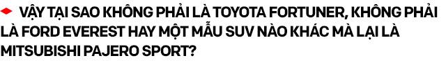 Người dùng đánh giá Mitsubishi Pajero Sport máy dầu: Chỉ cần mạnh, mượt và rẻ là đủ - Ảnh 5.
