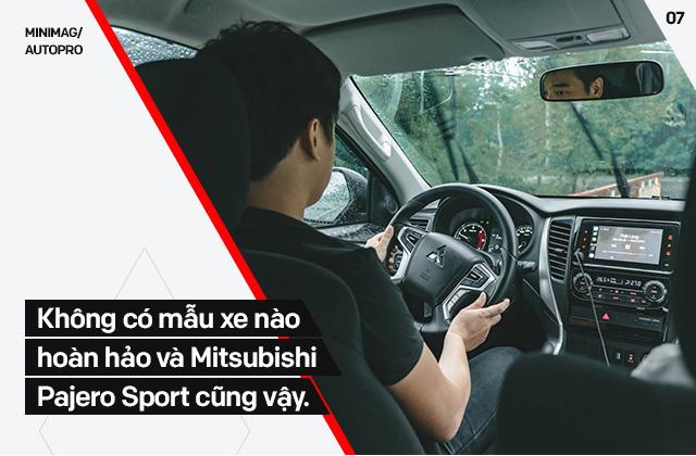 Người dùng đánh giá Mitsubishi Pajero Sport máy dầu: Chỉ cần mạnh, mượt và rẻ là đủ - Ảnh 16.