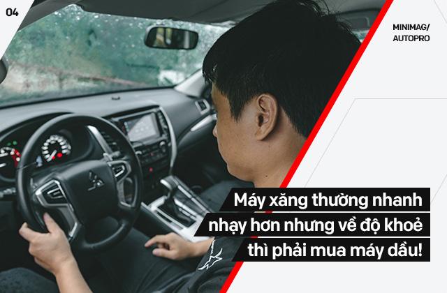 Người dùng đánh giá Mitsubishi Pajero Sport máy dầu: Chỉ cần mạnh, mượt và rẻ là đủ - Ảnh 11.