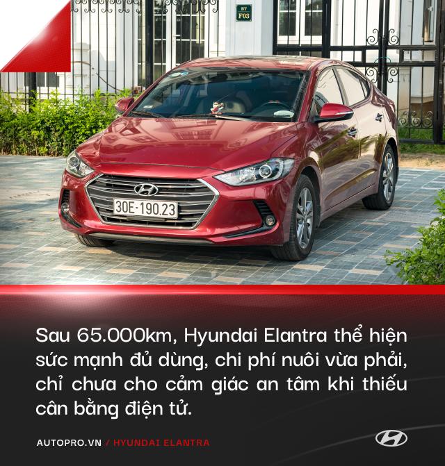 Người dùng đánh giá Hyundai Elantra sau gần 3 năm: 'Nếu nói Vios lành thì Elantra cũng vậy thôi' - Ảnh 2.