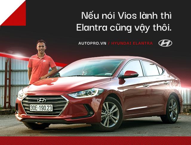 Người dùng đánh giá Hyundai Elantra sau gần 3 năm: 'Nếu nói Vios lành thì Elantra cũng vậy thôi' - Ảnh 3.
