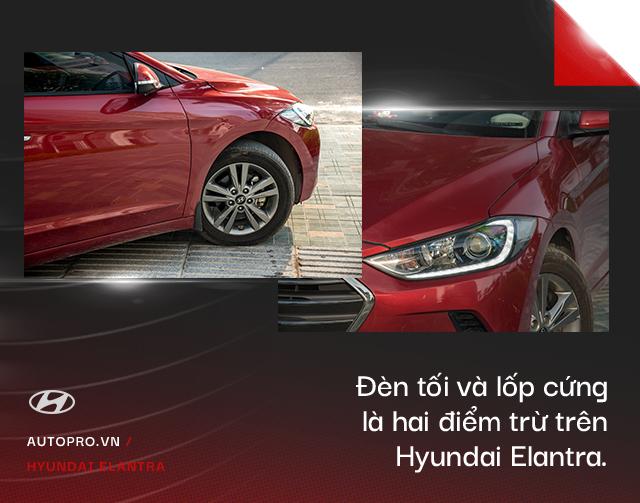Người dùng đánh giá Hyundai Elantra sau gần 3 năm: 'Nếu nói Vios lành thì Elantra cũng vậy thôi' - Ảnh 12.