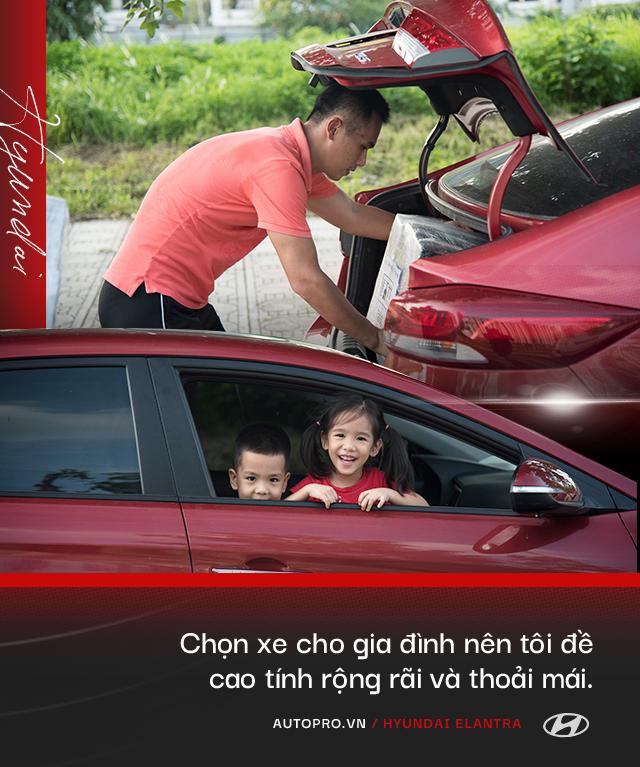 Người dùng đánh giá Hyundai Elantra sau gần 3 năm: 'Nếu nói Vios lành thì Elantra cũng vậy thôi' - Ảnh 6.
