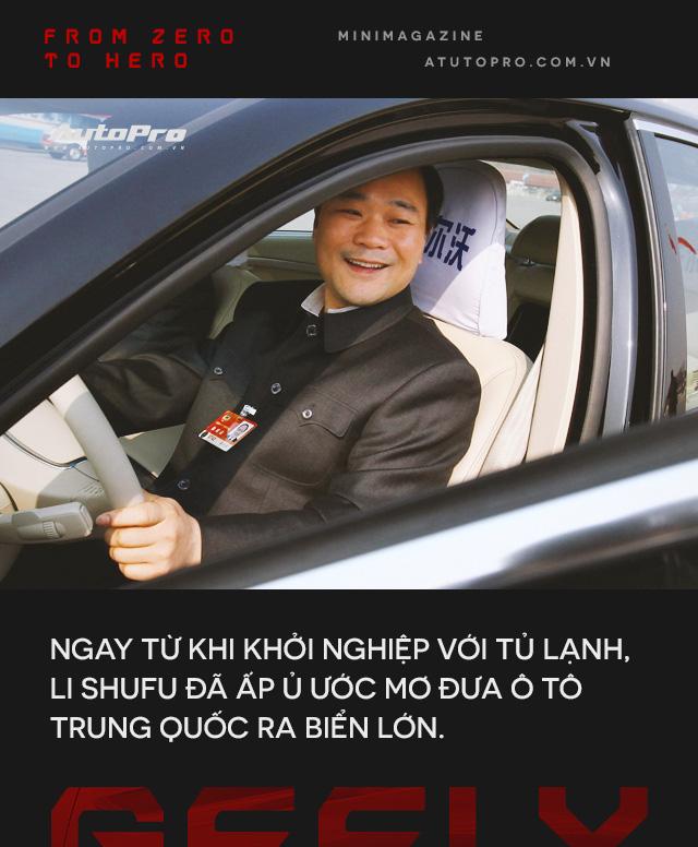 Sự trỗi dậy của hãng xe Trung Quốc Geely - Bài học cho VinFast - Ảnh 2.