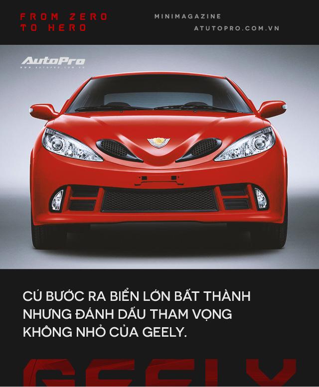 Sự trỗi dậy của hãng xe Trung Quốc Geely - Bài học cho VinFast - Ảnh 5.