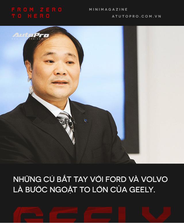Sự trỗi dậy của hãng xe Trung Quốc Geely - Bài học cho VinFast - Ảnh 7.
