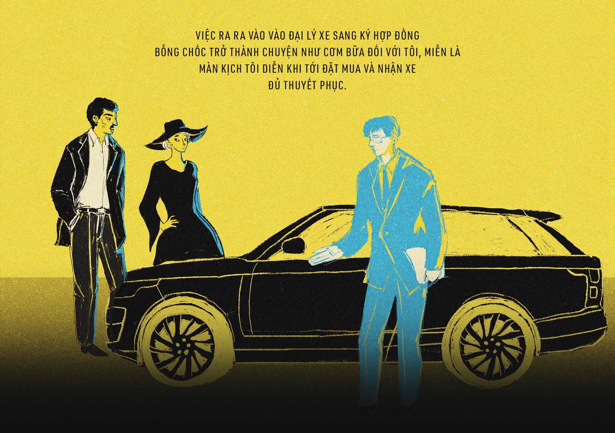 Tôi đã bị liệt vào sổ đen của Mercedes-Benz, Porsche và Jaguar Land Rover như thế nào? - Ảnh 5.
