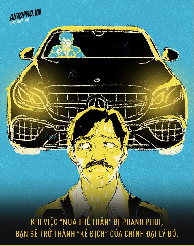 Tôi đã bị liệt vào sổ đen của Mercedes-Benz, Porsche và Jaguar Land Rover như thế nào? - Ảnh 7.