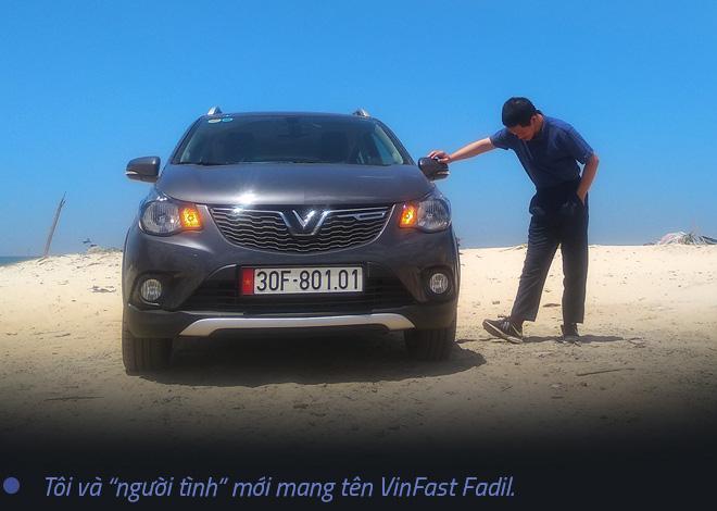 Bán Morning để mua VinFast Fadil rồi chạy 1.000km từ Hà Nội vào Hội An, người dùng nhận ra những thứ được/mất không ngờ - Ảnh 10.