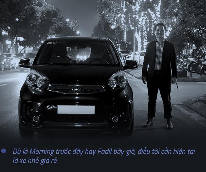 Bán Morning để mua VinFast Fadil rồi chạy 1.000km từ Hà Nội vào Hội An, người dùng nhận ra những thứ được/mất không ngờ - Ảnh 1.